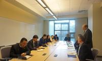 Thúc đẩy hợp tác giữa Quốc hội Việt Nam và Canada