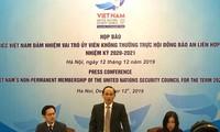 Tham gia HĐBA LHQ: Việt Nam mong muốn đóng góp nhiều hơn cho hòa bình thế giới