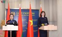 Độ tin cậy chính trị mở đường cho quan hệ hợp tác Việt Nam - LB Nga, Cộng hòa Belarus