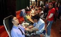 Ngày Chủ nhật đỏ - lan tỏa tinh thần hiến máu cứu người trong toàn xã hội