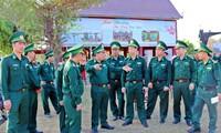 """Chương trình """"Xuân Biên phòng ấm lòng dân bản"""" 2020 tại khu vực biên giới tỉnh Đắc Lắk"""