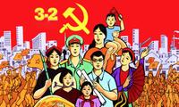Điện mừng của các đảng nhân kỷ niệm 90 năm Ngày thành lập Đảng Cộng sản Việt Nam