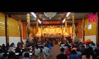 Đầu xuân thăm chùa Chân Quang của người Việt ở Canada
