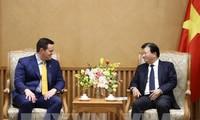 Nhóm các nhà đầu tư Hoa Kỳ - Hàn Quốc quan tâm phát triển dự án điện khí LNG tại Việt Nam