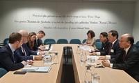 Chủ tịch Nghị viện châu Âu ủng hộ thúc đẩy quan hệ hợp tác toàn diện giữa EU và Việt Nam