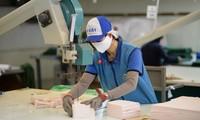 Vinatex tiếp tục cung cấp ra thị trường hàng triệu khẩu trang mỗi ngày