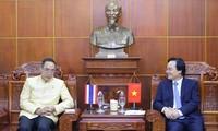 Kết nối giáo dục Việt Nam – Thái Lan nhằm tăng cường giao lưu học sinh, giáo viên và cán bộ quản lý giáo dục