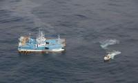 5 người Việt Nam mất tích trong vụ chìm tàu hàng tại Nhật Bản