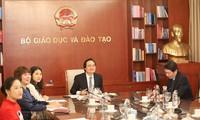 Thúc đẩy hợp tác giáo dục Việt Nam và Hoa Kỳ