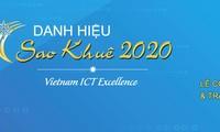 Giải Sao Khuê 2020: Nhiều sản phẩm công nghệ thông tin hỗ trợ giảm rủi ro do Covid-19