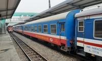 Chạy lại một số chuyến tàu hòa từ Hà Nội tới Hải Phòng, Yên Bái