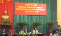 Pengalaman aktivitas  Dewan Rakyat semua provinsi dan kota di daerah lereng  gunung Vietnam Utara