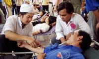 Program memuliakan pemberi donor darah sukarela.