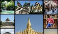 Kunjungan yang menegaskan solidaritas persahabatan  istimewa Vietnam-Laos