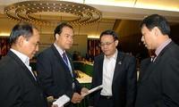 Konferensi persiapan pejabat senior ASEAN