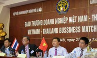 Sidang  pertama  Komite Gabungan Perdagangan Vietnam-Thailand