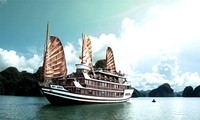 Mengkonservasikan dan mengembangkan nilai warisan alam dunia  Teluk Ha Long