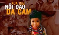Peringatan Ult ke 51 musibah agen oranye/dioxin Vietnam