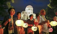 Jepang: Kota Nagasaki memperingati Ult ke- 67 hari AS menjatuhkan bom  atom