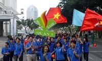 Mengawali proyek: Membantu kemampuan melaksanakan strategi perkembangan pemuda Vietnam untuk tahap 2011-2020