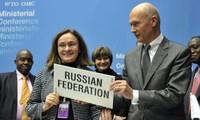 Rusia menjadi anggota  resmi ke-156  WTO
