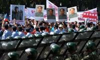 Ketegangan  hubungan Jepang-Tiongkok terus berlangsung