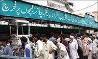 Dana Moneter Internasional(IMF) memperingatkan bahwa ekonomi Pakistan merosot