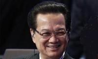 Vietnam memberikan sumbangan aktif kepada  Konferensi Tinngkat Tinggi ASEAN ke-21