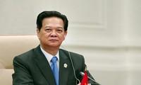 Vietnam memberikan sumbangan aktif pada perkembang bersama di kawasan.