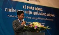 Pencanangan  kampanye Efektivitas energi