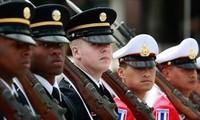 RDR Korea menyerukan  pembubaran  pasukan pengawasan Perjanjian  gencatan senjata