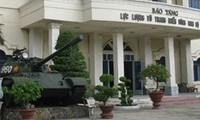 Memperingati  Hari Tradisi Museum  Angkatan Bersenjata  daerah Nam Bo Timur.