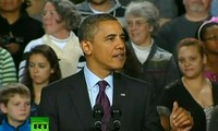 Rakyat AS berseru kepada Presiden Barack Obama supaya bertindak  demi lingkungan