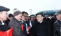 Media massa Rusia memuji hubungan Vietnam-Federasi Rusia.