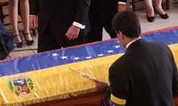 Venezuela membatalkan rencana mengawetkan jenazah Hugo Chavez