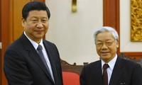 Vietnam - Tiongkok memperkuat hubungan kemitraan  strategis