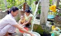 Menjamin  air bersih  dan pembersihan  lingkungan hidup pedesaan