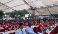 Vietnam mengadakan  rapat umum untuk menyambut Hari ASEAN memberantas  penyakit demam berdarah