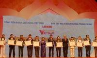 """Program """"Jayalah Vietnam 2013"""" diadakan di kota Ha Noi"""
