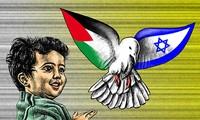 Perundingan damai Israel - Paletsina: Menyalakan  harapan akan perdamaian