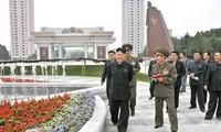 RDR Korea dan Republik Korea berbahas  memulihkan hubungan hotline