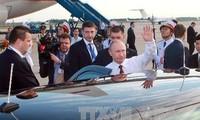 Memperdalam  hubungan kemitraan strategis dan kerjasama komprehensif  Vietnam-Rusia