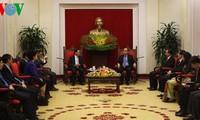 Tahun 2013 merupakan tahun khusus dalam hubungan Vietnam- Tiongkok
