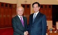 IAEA selalu membantu Vietnam mengembangkan proyek energi nuklir demi tujuan damai