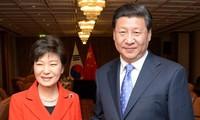 Tiongkok dan Republik  Korea berkomitmen akan memperkuat  kerjasama.
