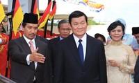 Memperdalam lebih lanjut lagi hubungan persahabatan dan kerjasama komprehensif Vietnam-Malaysia