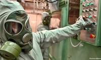 Kira- kira 80 persen jumlah senjata kimia telah dibawa  ke luar Suriah