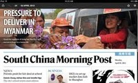 Media massa Internasional: Tiongkok sedang menjalankan  langkah-langkah yang salah