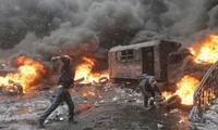 Instabilitas  terus berlangsung di Donetsk, Ukraina