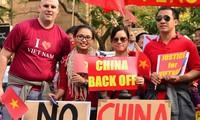 Para pakar India, Italia, Argentina mencela tindakan salah Tiongkok di Laut Timur
